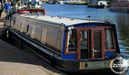 Barco a motor Custom Build Narrow Boat (1994)