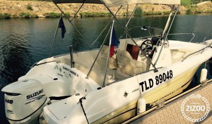 Lancha motora Jeanneau Cap Camarat 635 (2012)