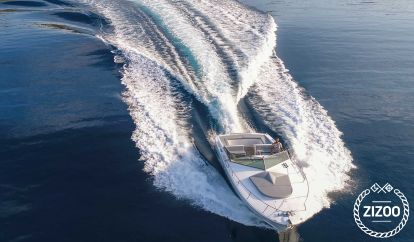 Motor boat Tornado 38 (1982)
