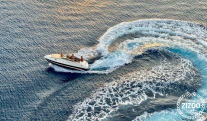 Speedboot Poseidon 480cc (2015)