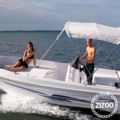 Speedboot Poseidon 510 (2014)