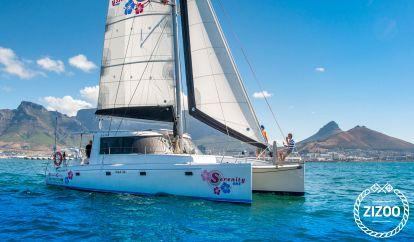 Catamaran Scape Yachts 39 (2015)