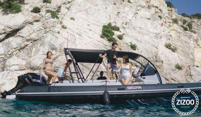 Speedboat Storm Constantin 900 (2019)