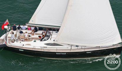 Sailboat Jeanneau Sun Odyssey 54DS (2010)