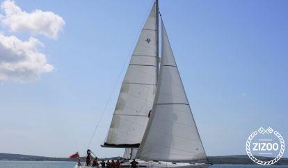 Sailboat Jeanneau Sun Odyssey 49 (2010)