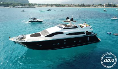 Motorboot Antago 82 (2004)