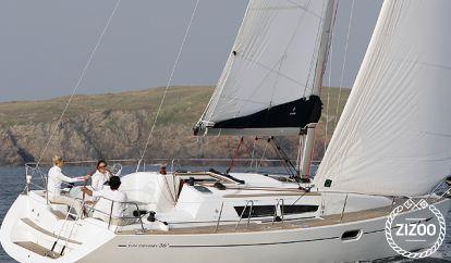 Barca a vela Jeanneau Sun Odyssey 36 i (2006)