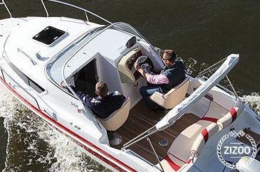 Motor boat Aqualine 550 (2020)