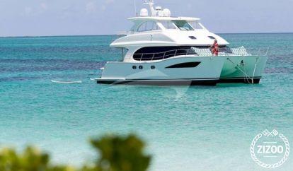 Motor boat Horizon 52 (2018)