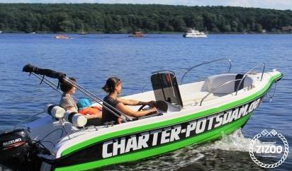 Speedboot G.Boat Fun 470 (2014)