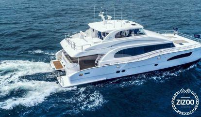 Motor boat Horizon 74 (2017)