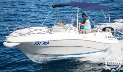 Motorboot Quicksilver 635 Commander (2012)