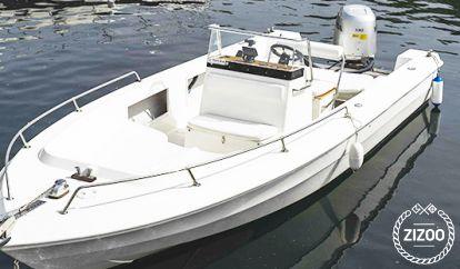 Speedboat Ilver 67 (1986)