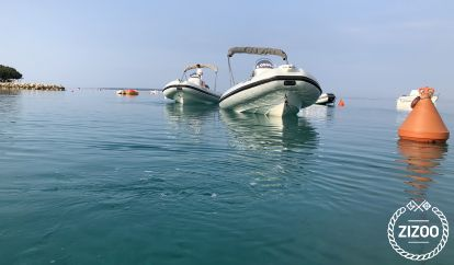 Speedboat Olympic 490cc (2019)