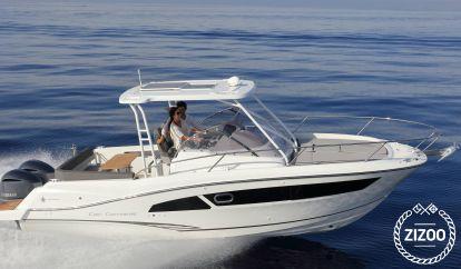 Motor boat Jeanneau Cap Camarat 9.0 WA (2019)