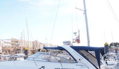 Motor boat Bavaria Sport 35 (2015)
