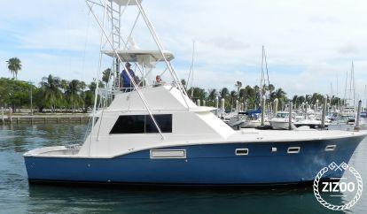 Motor boat Hatteras 45 (1986)