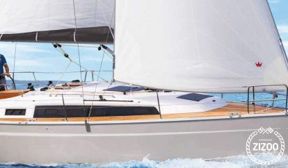 Sailboat Bavaria 34 (2015)