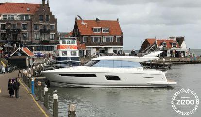 Motorboot Jeanneau Prestige 550 Fly (2016)