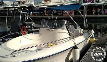 Speedboat Abaco 21 Open (2006)