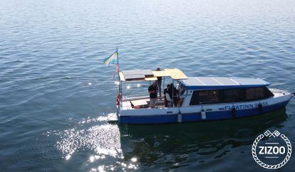 Motorboot Grove Boats Aquabus 1050 (2008)