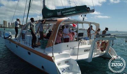 Catamarano Scape Yachts Day Charter (2009)