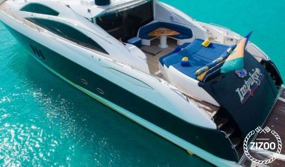 Motor boat Sunseeker Predator 82 (2004)
