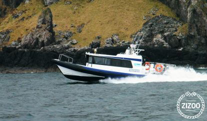 Motor boat Custom Built (2013)
