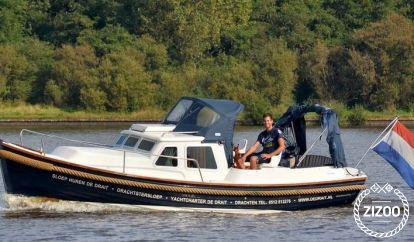 Huisboot De Drait Sloep Cabin 750 (2016)