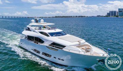 Imbarcazione a motore Sunseeker Yacht 95 (2000)