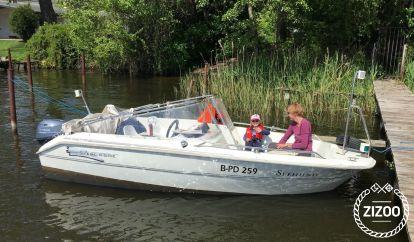Speedboat Crescent 480 Quattro (2001)
