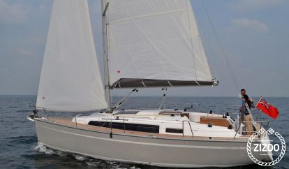 Sailboat Bavaria Cruiser 34 (2017)