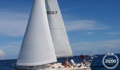Segelboot Jeanneau Sun Fizz (1996)