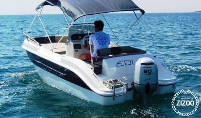 Sportboot Eolo 590 Open (2001)