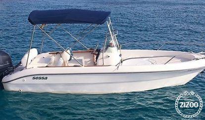 Barco a motor Sessa Key Largo 19 (2011)
