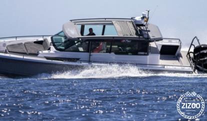 Motor boat Axopar 37 SC Brabus Line (2019)