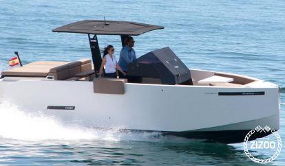 Speedboot De Antonio D28 Open (2019)