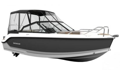 Speedboat Quicksilver 555 (2020)