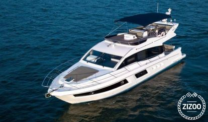 Motor boat Majesty 48 (2014)