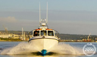 Motor boat Blue Water 32 (2012)