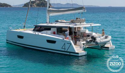 Catamaran Fountaine Pajot 47 (2021)