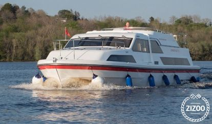 Motor boat Custom Built (2016)