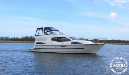Motorboot Custom Built (2019)
