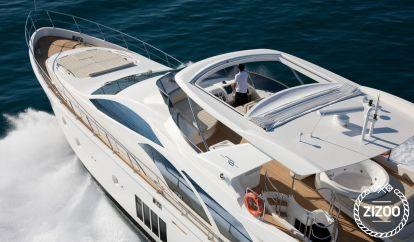 Barco a motor Azimut 77 (2013)