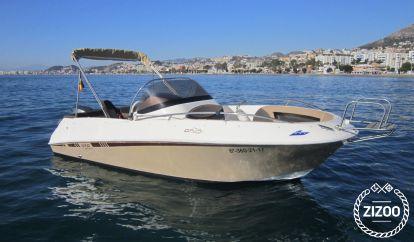 Motor boat Galia 570 (2005)