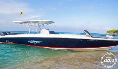 Speedboot Bravo 410 (2017)