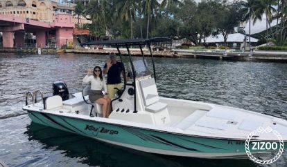 Speedboot Key Largo 220 Bay Boat (2018)