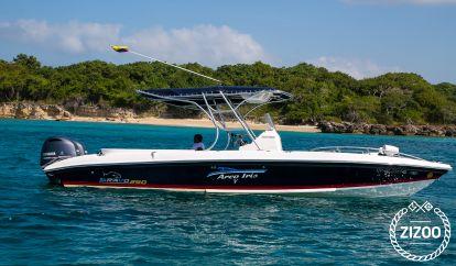 Speedboat Bravo 290 (2016)