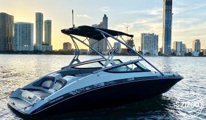 Speedboot Yamaha SX230 (2014)