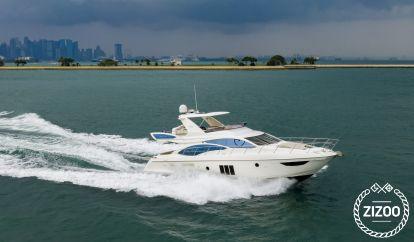 Motorboot Azimut 58 (2011)